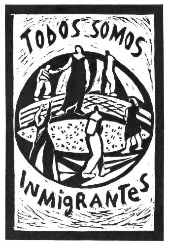 Todos Somos Inmigrantes / Maribel Aviles Junco