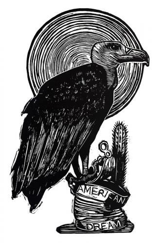 American Dream/ Salvador Segovia Castañeda