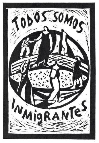 Todos somos Inmigrantes/ Maribel Aviles Junco